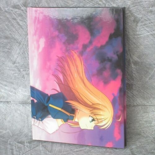 FATE STAY NIGHT Complimentary Booklet Art Anime Book Ltd *