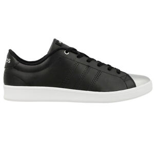 Adidas Women Trainers Advantage Qt w Shoes Black Women's Trainers Leisure