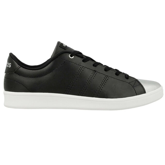 new product b4229 f2443 Adidas Mujer Sneaker Advantage Qt W Zapatos Negros Mujer Zapatillas de Ocio