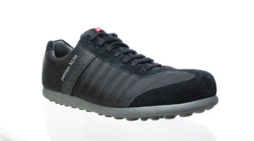 Camper Mens Pelotas Xl Black Hiking Shoes EUR 44 (