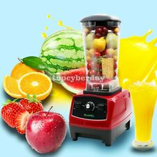 2l 2200w Heavy Duty Commercial Grade Blender Mixer Juicer Food Processor Ice