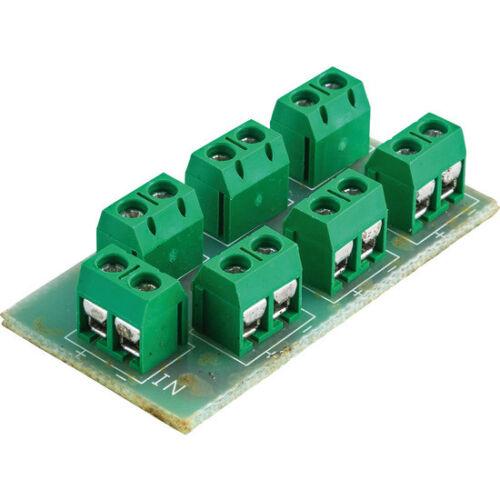 Heitronic 98253 Platine für NV Verteiler 21040,Reihenschaltung