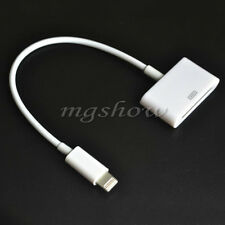 30 Pin to 8 Pin Charger Adapter Converter Cable for iPhone4 to iPhone5 5S 6 Plus