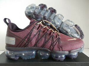 huge selection of 97be4 71a13 Details about NIKE AIR VAPORMAX RUN UTILITY BURGUNDY SZ 11.5 WOMENS-MENS SZ  10 [AQ8811-600]