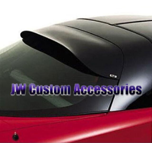 93-02 Camaro Firebird GTS Acrylic Solarwing Rear Window Deflector Spoiler 51106