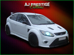 Image Is Loading Ford Focus Rs 3 Door Body Kit