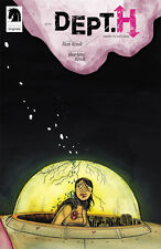Dept H #7 Comic Book 2016 - Dark Horse