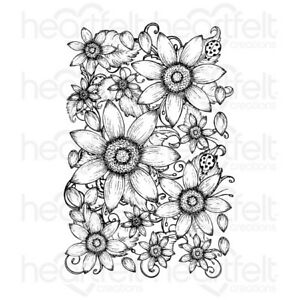 Heartfelt-Creations-Classic-Sunflower-Cling-Stamp-Set-HCPC-3626