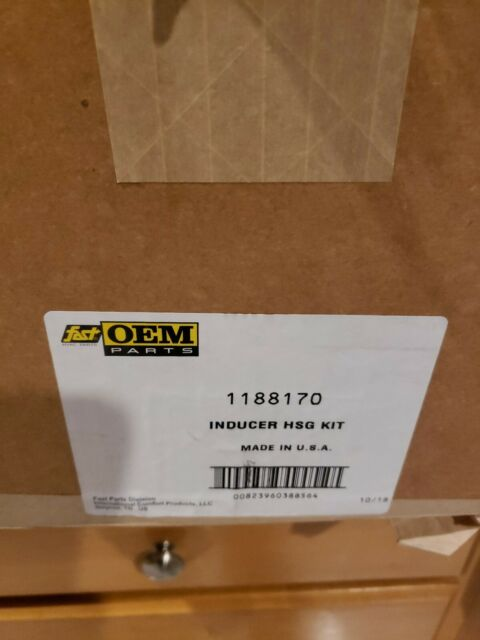 Heil Quaker 1188170 Motorinducer Assy Kit