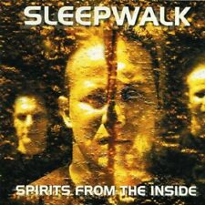 SLEEPWALK Spirits From The Inside CD 2000