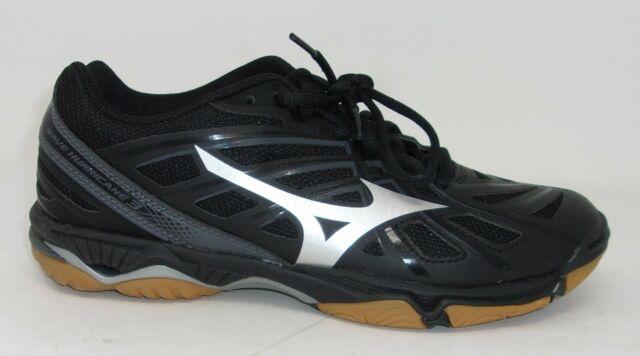 silver mizuno volleyball shoes