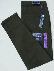 Ladies-Bandolino-Selene-Skinny-Leg-Stretch-Jeans-Blue-Black-UK-10-12-14-16-BNWT