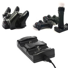 Hottest Charging Dock Station USB Hub Power Stand for PS3 Dual Shock  Controller