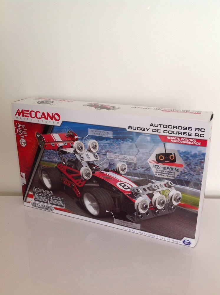 +++ Meccano Maker System 14303 New Neuf +++