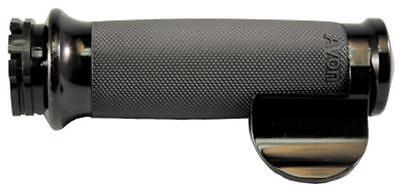 Avon Grips - CBR-850-ANO - Throttle Assist for Custom Contour Grips, Black~
