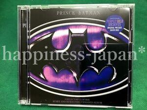 Prince-Batman-Collector-039-s-Edition-Remix-Remasters-Expanded-Album-Press-2cd-Japan