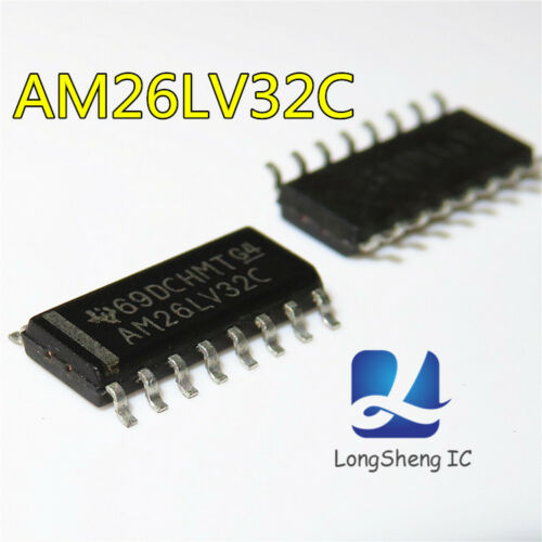 10PCS AM26LV32C AM26LV32CDR SOP16 new