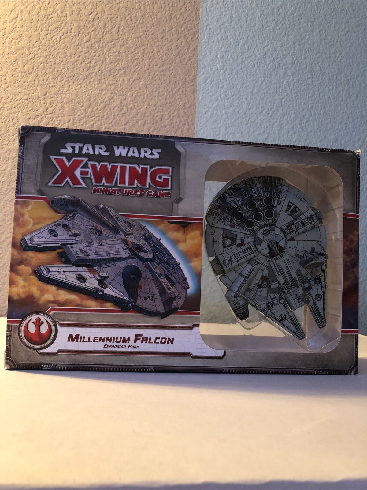 E-069 carry Millennium Falcon /& more! Star Wars X-Wing miniatures game case