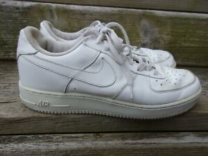 b58c57e0ea1 RaRe 2004 NIKE~ White AIR FORCE 1 '82 ~ 306353-112 Low Top SHOES ...