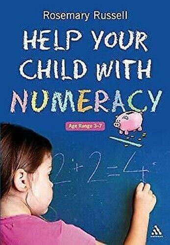 Helfen Ihrem Kinder Mit Rechnen, Alter Range 3-7 Rosmarin Russel