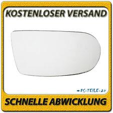 Spiegelglas für ALFA ROMEO GTV / SPIDER 1994-2005 rechts Beifahrerseite konvex
