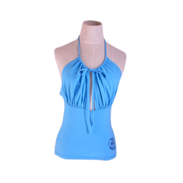 DSQUARED2 Camisole bluee Woman Authentic Used E1208