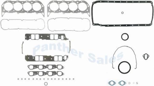 Chevy 502 8.2 8.2L GEN VI 6 Fel Pro Full Gasket Set Mercury Mercruiser Marine