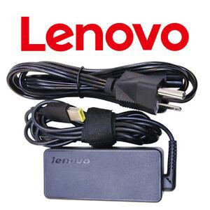 Lenovo Genuine 45w 20v Ac Adapter Power Supply Slim Tip