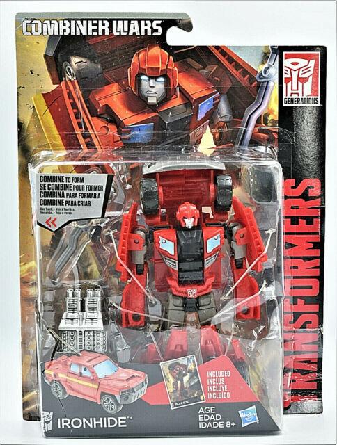 Transformers Combiner Wars Ironhide - Canadian Packaging, Sealed