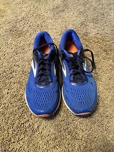 Size 10.5 Blue/orange Running Shoes