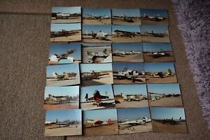 Portuguese Air Force Photos from a trip in 1985 5x3  Chipmunks, G-91, Corsairs