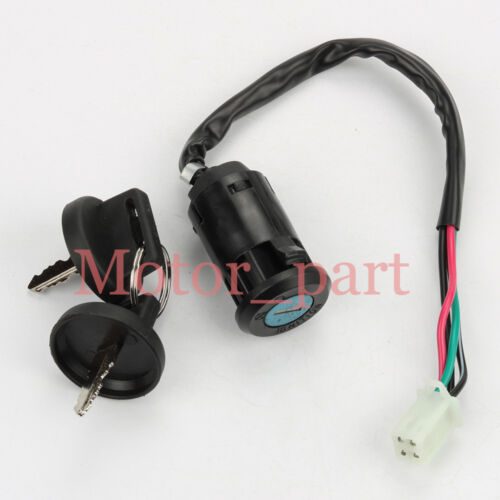 IGNITION KEY SWITCH FITS 150cc 200cc 250cc 50cc 70cc 90cc 110cc CHINESE ATV QUAD