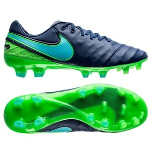 the best attitude 0ee12 7594d Details about NIKE TIEMPO LEGEND VI FG ACC SOCCER CLEATS MEN NEW With BOX!!