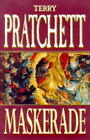 Maskerade by Terry Pratchett (Hardback, 1995)