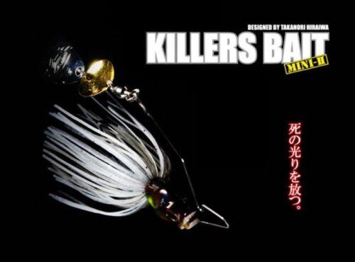 GAN CRAFT KILLERS BAIT MINI2 3/8oz