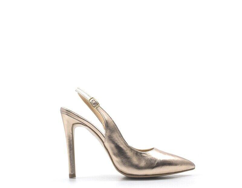 Schuhe lila Blau Frau Rosa PU 0661-RA