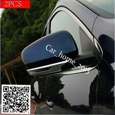Car ABS Chrome Rear view mirror cover Trim for RENAULT KADJAR 2016