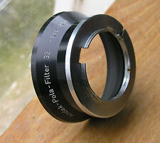 genuine Kodak Retina  push fit slip on 32mm lens hood