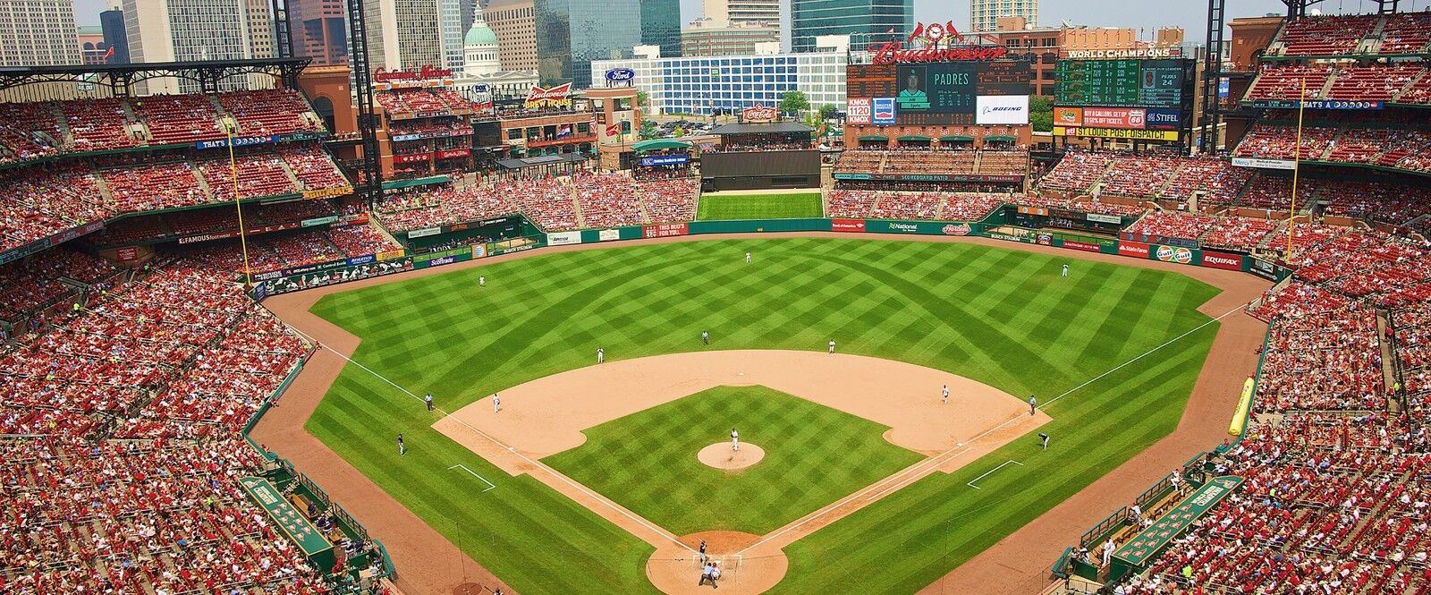 Chicago Cubs at St. Louis Cardinals Tickets (Opening Day, 2017 Cardinals Magnet Schedule)