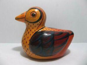 Tonala Mexico Ceramic Turtle Mobile Sculpture Mexican Folk Art Signed Mexico