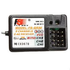 FlySky FS-GR3E 3CH 2.4 GHz Empfaenger GT2 GT3 GT3B GT3C GR3C RC Auto Boot DE