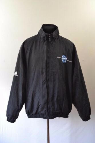 Adidas OLYMPIQUE MARSEILLE Jacket Size L