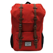 Everyday Deal Travel Laptop Backpack (Red)