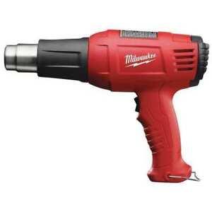 MILWAUKEE-8975-6-Heat-Gun-570-or-1000F-11-6A-15-cfm
