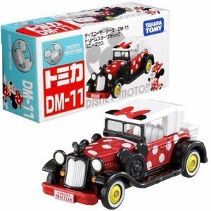 Details about  /Takara Tomy Tomica Disney Motors DM-11 Dream Star Classic Minnie Diecast Car