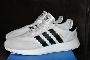 sports shoes be3dd 2af8a Image is loading ADIDAS-RUNNER-I-5923-cq2489-white-black-copper-
