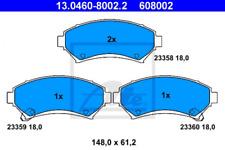 ATE Bremsbelagsatz Scheibenbremse 13.0460-8002.2 für CHEVROLET OPEL PONTIAC
