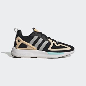 adidas AU Women Core Black Zx 2K Flux Shoes