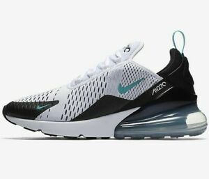 Details about ⚫ Genuine Nike Air Max 270 ® ( Men Size UK: 9.5 EUR 44.5 )  White / Dusty Cactus