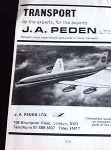 J1-2-Ephemera-Advert-1970-J-A-Penden-Ltd-London-Air-Transport